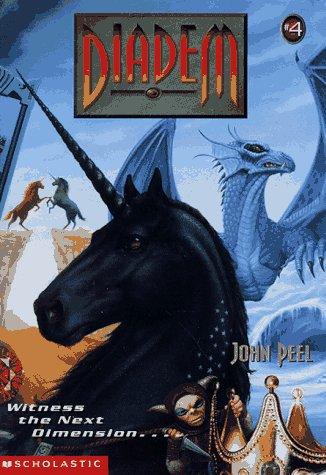9780590059503: Book of Thunder (Diadem: A Fantasy Mystery, No. 4)