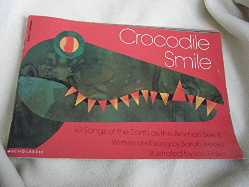 9780590059664: Crocodile Smile