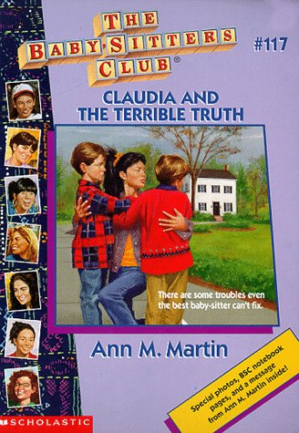 9780590059954: Claudia and the Terrible Truth (Baby-sitters Club)