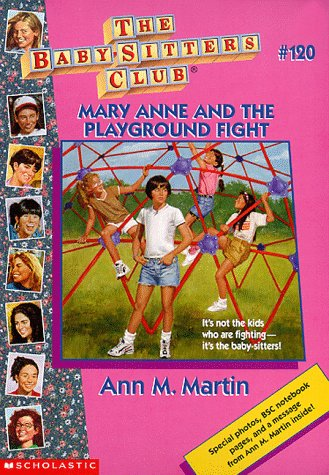 9780590059985: Mary Anne and the Playground Fight (Baby-sitters Club)