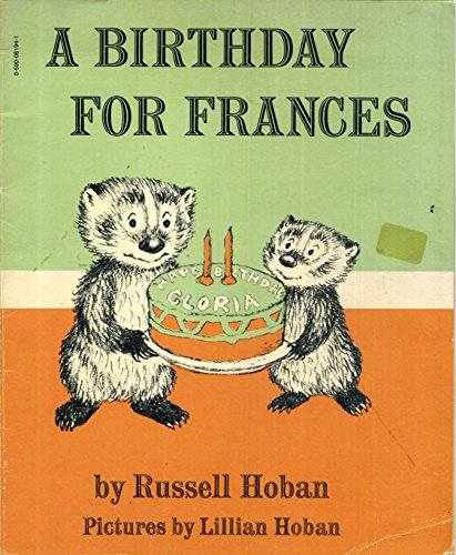 9780590061940: A Birthday for Frances
