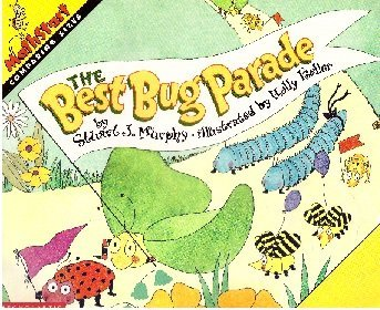 9780590062633: The Best Bug Parade (Math Start comparing sizes)