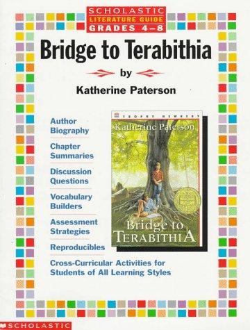 9780590065696: Literature Guide: Bridge to Terabithia (Grades 4-8)