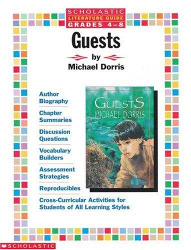 9780590065702: Guests (Scholastic literature guide)