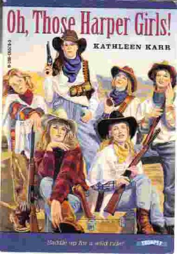 9780590065795: Oh, those Harper girls!, or, Young and dangerous