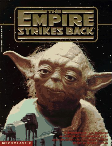 The Empire Strikes Back (Star Wars Series) (0590066560) by J. J. Gardner