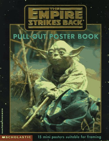 The Empire Strikes Back Pullout Posterbook (Star: Scholastic Books