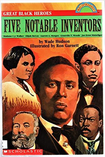 9780590066785: Five Notable Inventors, Great Black Heroes