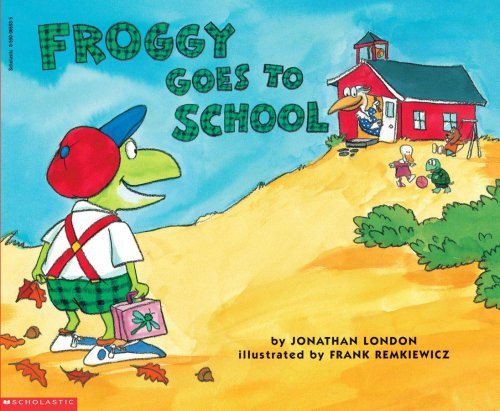 9780590066938: Froggy Goes to School