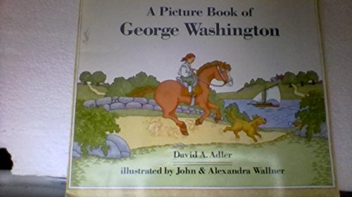 9780590067720: a picture book of george washington