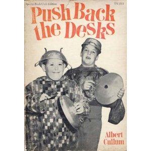 Push back the desks: Cullum, Albert