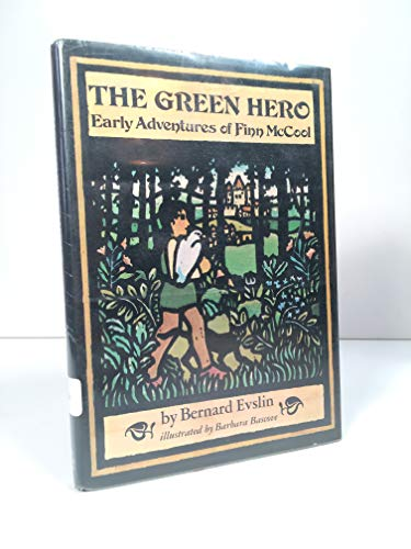 9780590071215: The Green Hero: Early Adventures of Finn McCool