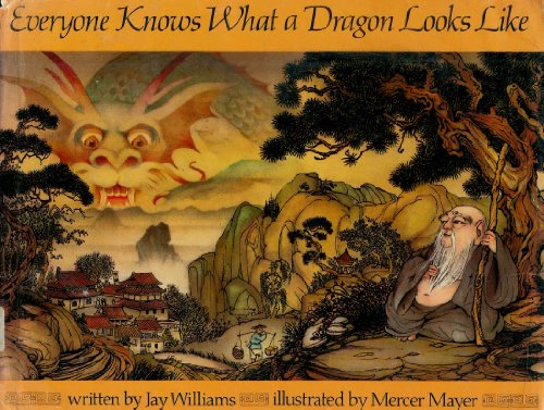 9780590072847: Everyone Knows What a Dragon Looks Like
