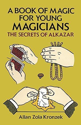 9780590074254: The secrets of Alkazar: A book of magic