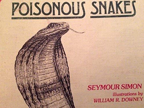 9780590075138: Poisonous snakes