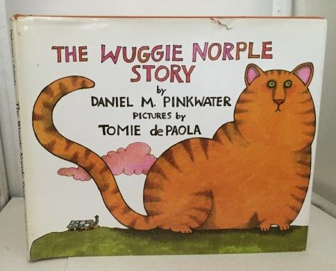 9780590075695: The Wuggie Norple Story