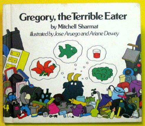 9780590075862: Gregory, the Terrible Eater