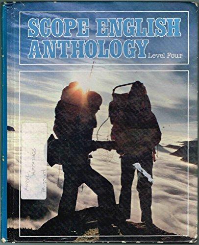 Level Four Scope English Anthology: Sands, Stella (Ed);