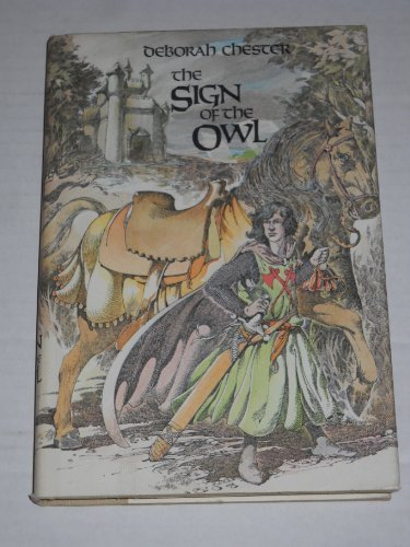 The sign of the owl: Deborah Chester
