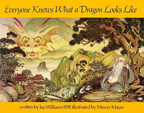 9780590077514: Everyone Knows What a Dragon Looks Like