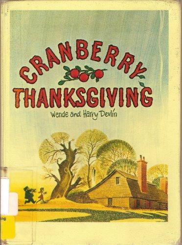 9780590077613: Cranberry Thanksgiving