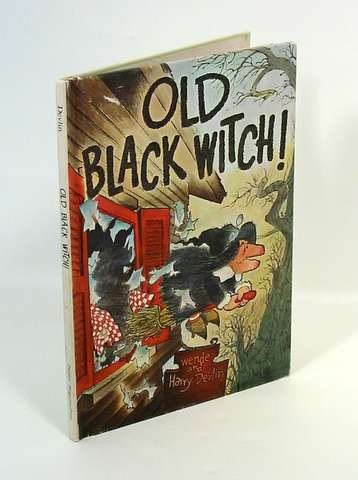 9780590077859: Old Black Witch!