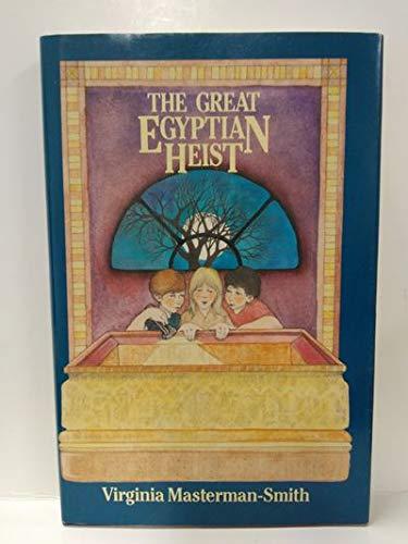 9780590078030: The great Egyptian heist