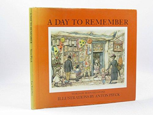 A Day to Remember: Bernard Stone; Anton