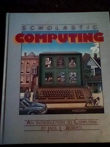 9780590079310: Scholastic computers & math: Problem solving with Basic