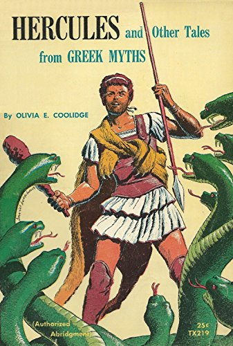 9780590085427: Hercules and Other Tales from Greek Myths
