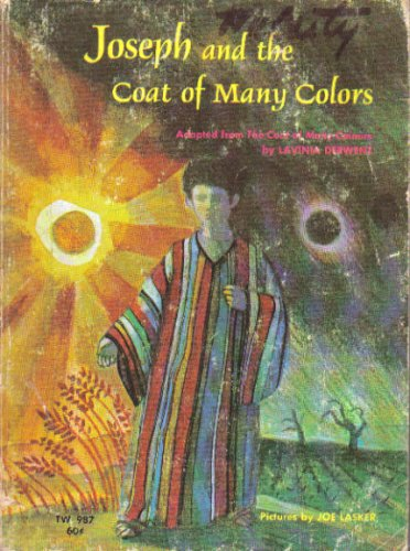 9780590085519: Joseph and the Coat of Many Colors
