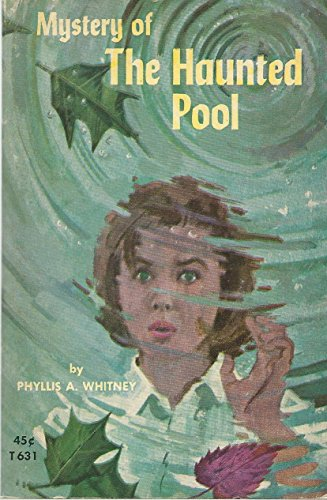 9780590086103: Mystery of the Haunted Pool