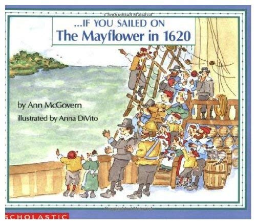 9780590087384: If You Sailed on the Mayflower [Taschenbuch] by Mcgovern, Ann