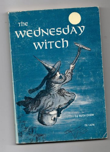 9780590087674: The Wednesday Witch