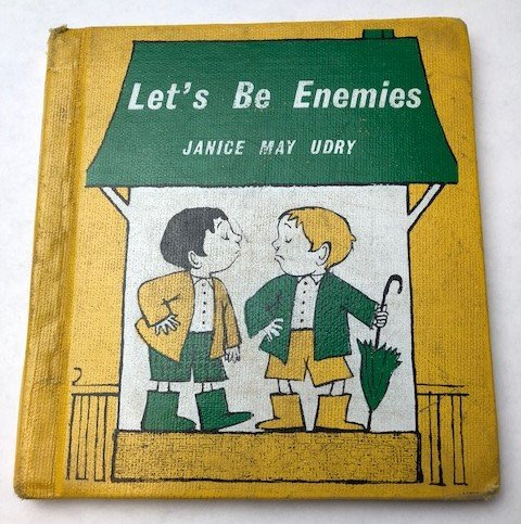 9780590089050: Let's Be Enemies