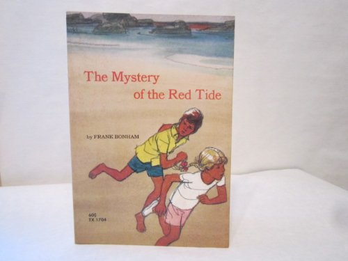 9780590092586: Mystery of the Red Tide