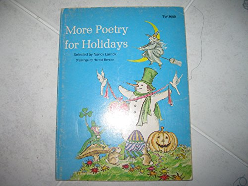 9780590092869: More Poetry for Holidays