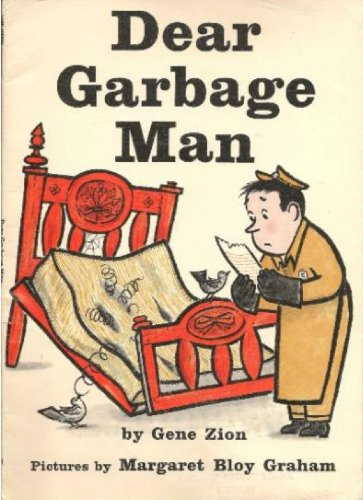 9780590093002: Dear Garbage Man