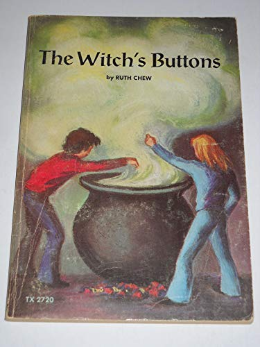 9780590098403: The Witch's Buttons