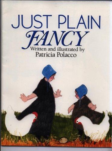 9780590098427: Just Plain Fancy