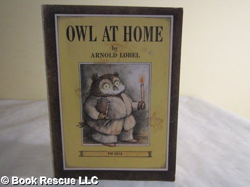 9780590098595: Owl at Home