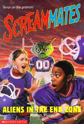 Aliens in the Endzone (Screammates): Flynn, Kieran