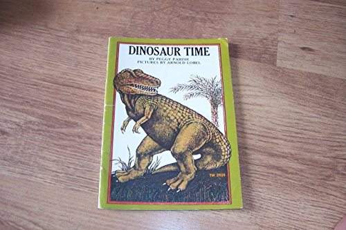 9780590099042: Dinosaur Time (Early I Can Read Book) Edition: First