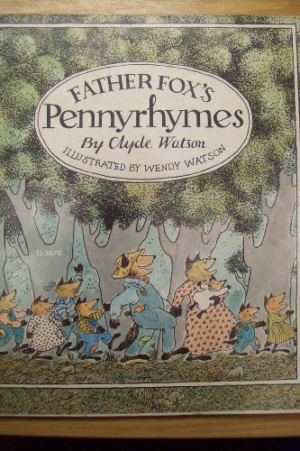 9780590099097: Father Fox's Penny Rhymes