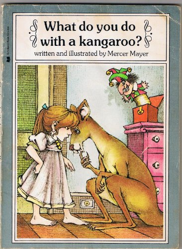 9780590100076: What Do You Do with a Kangaroo