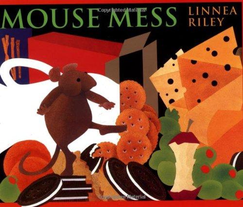 9780590100489: Mouse Mess