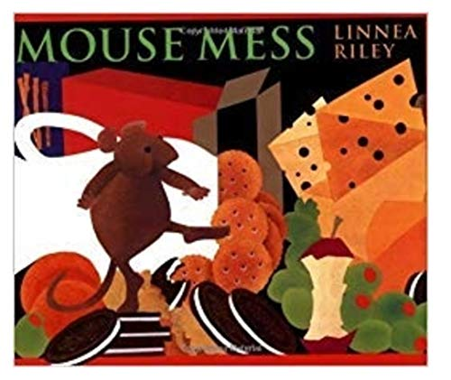 9780590100502: Mouse Mess