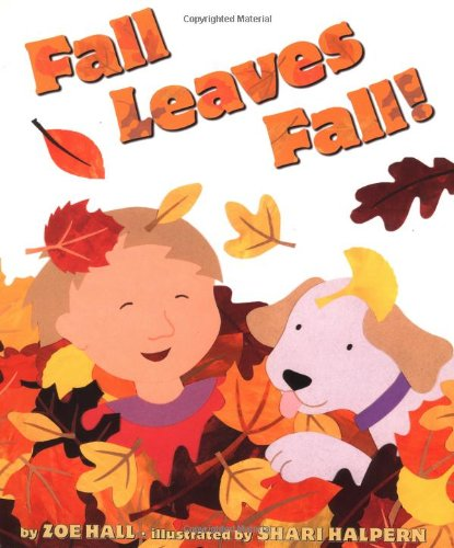 9780590100793: Fall Leaves Fall!