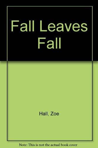 9780590100809: Fall Leaves Fall
