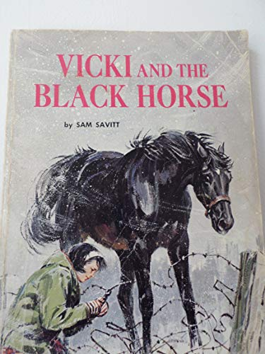 9780590101592: Vicki and the Black Horse